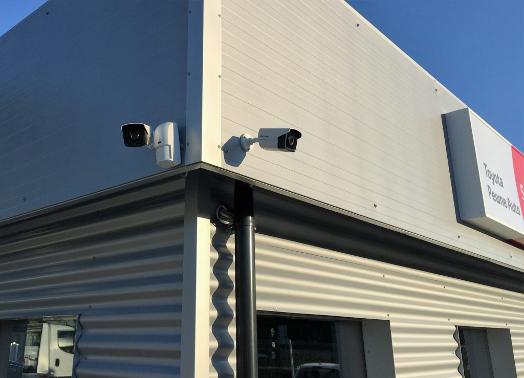 Montaż systemów alarmowych i systemów telewizji przemysłowej, wrocław