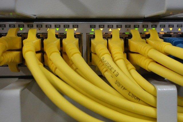Montaż sieci komputerowych, serwis sieci LAN, przegląd sieci komputerowych