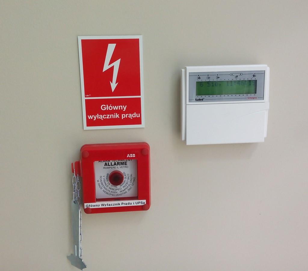 Przeglądy i konserwacje wyłącznika pożarowego prądu