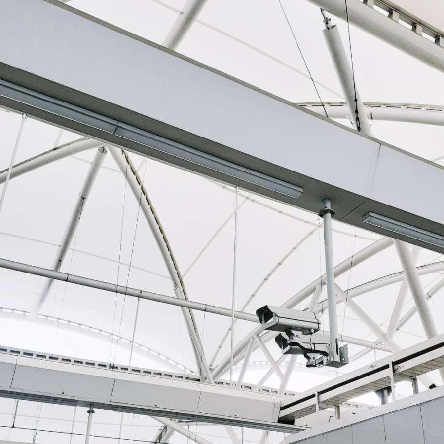 Serwis systemów zabezpieczeń, montaż systemów monitoringu